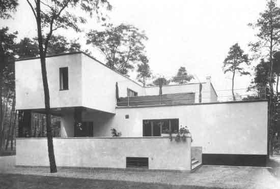 Casa diretore 1925