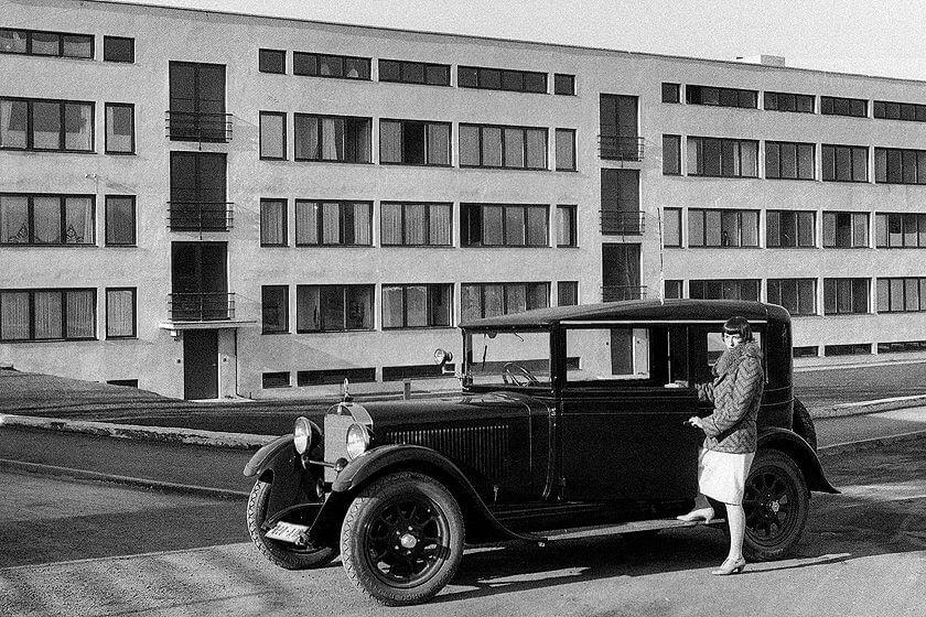 DQarquitectura blog por que evoluciona los coches por que involucionan las casas 2