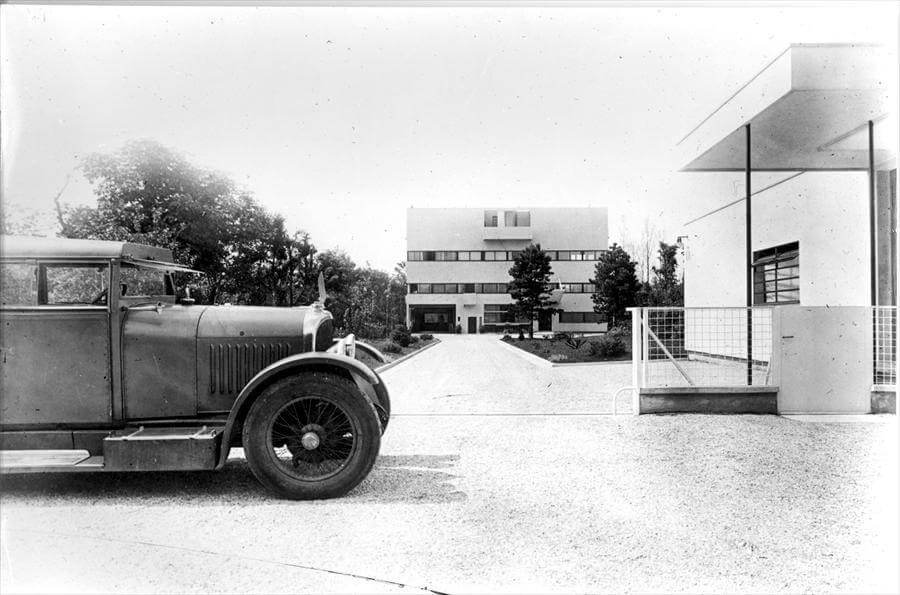 DQarquitectura blog por que evoluciona los coches por que involucionan las casas 4
