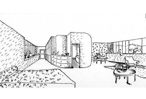 DQarquitectura boceto casa le corubusier cuanto cuesta el proyecto de una casa