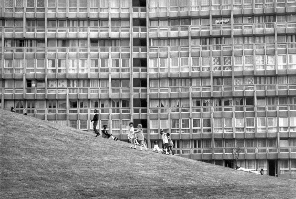 Robin hood gardens Smithson Archive
