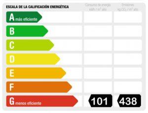 dqarquitectura certificado energetico ourense etiqueta energetica g
