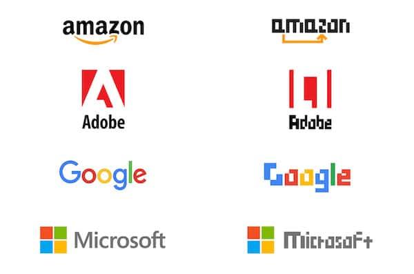 dqarquitectura por que sale pixelado tu logotipo