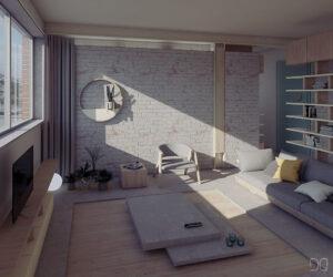 ejemplo reforma integral de piso