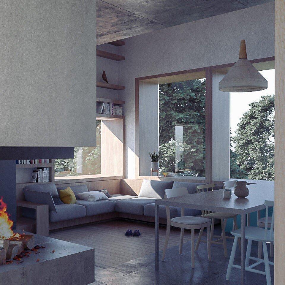 Casa nu, como hacer los planos de una casa