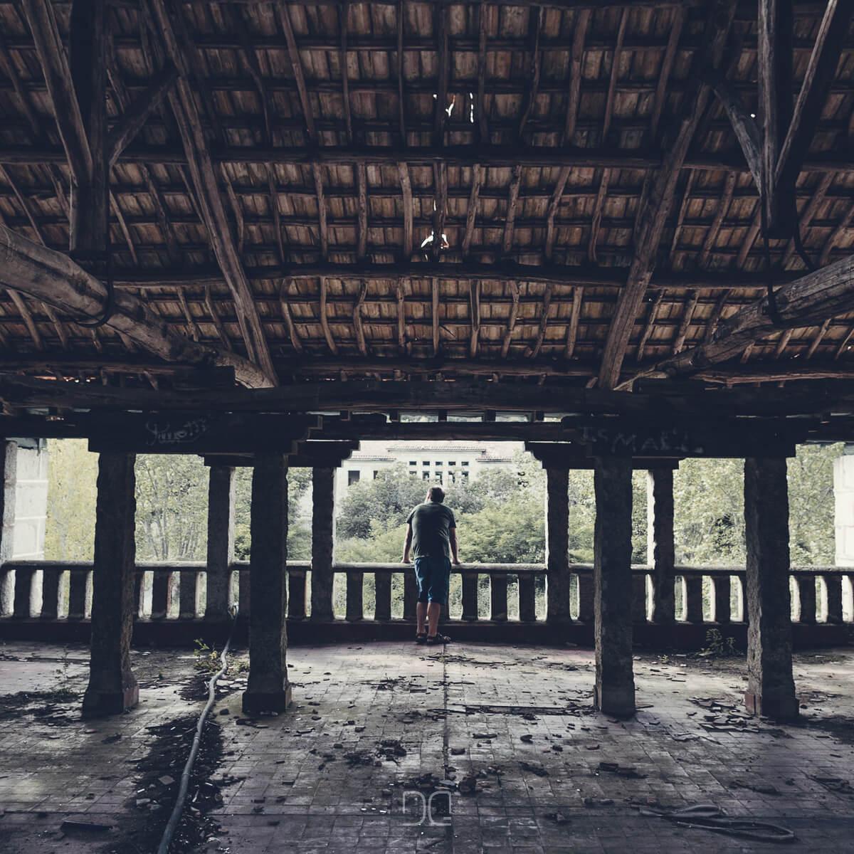 Rehabilitar casa de piedra en ruinas estructura