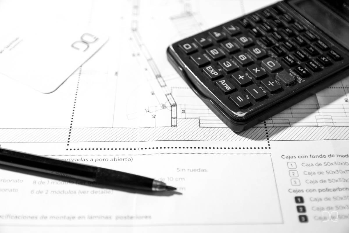 Precio del proyecto de una casa de 100 m2