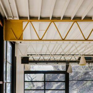 Casa Eames - eames house -estilo industrial