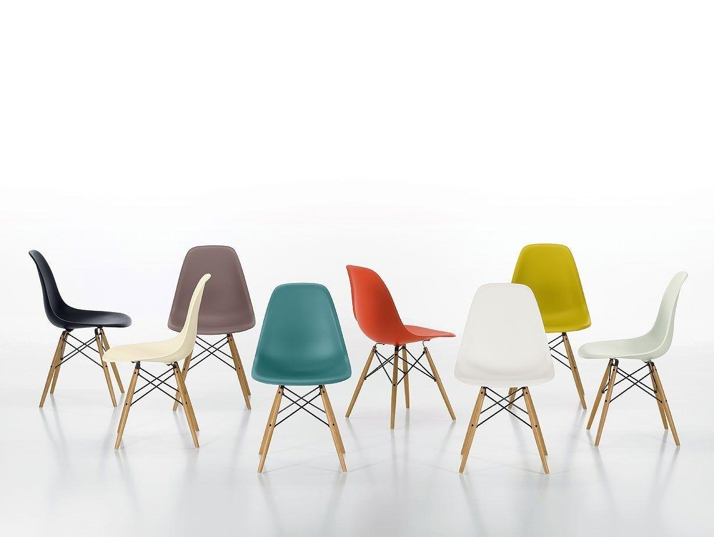 Sillas Eames: las sillas de moda diseñadas hace 70 años