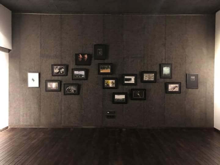 Diseño de carteleria y flyers ourense exposición Terra