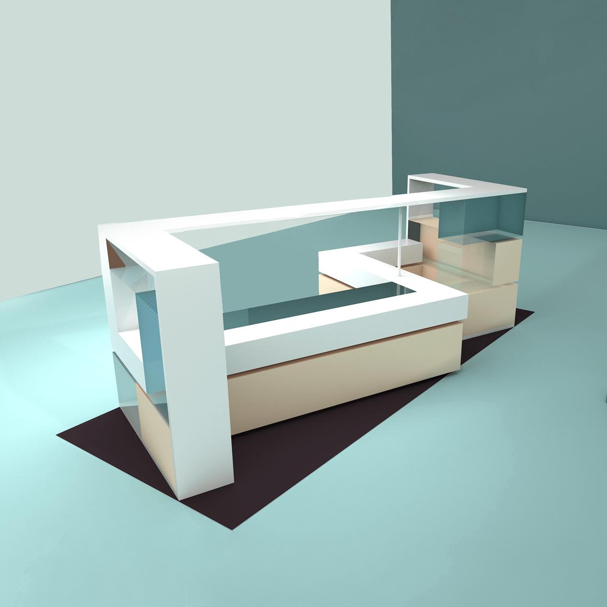 Diseño stand para Pontevella