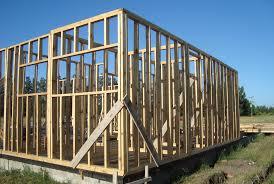 estructura, minicasas madera