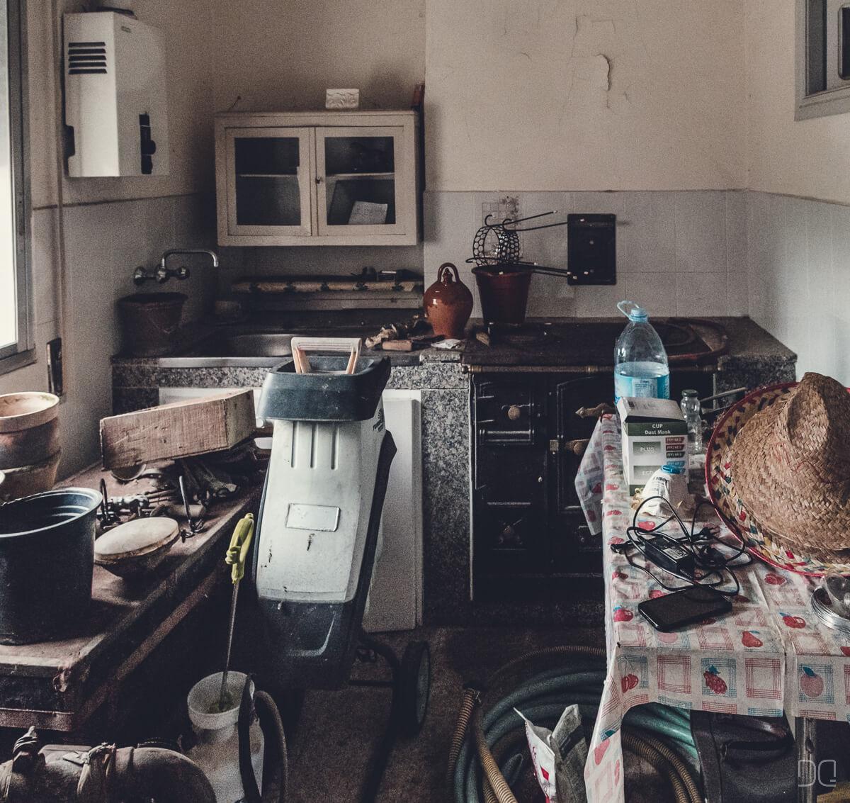 Cocina sinferior