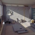 ¡Impresionante! proyecto de reforma integral de piso en Ourense