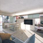Reformar un piso pequeño para teletrabajo en tiempos de covid